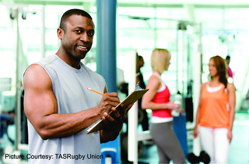 how to become a personal trainer in nigeria | institute of, Human Body